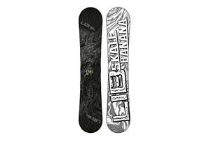 Lib Tech Skate Banana Wide Snowboard 2015