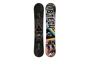 Lib Tech TRS Stealth Midwide Snowboard 2015