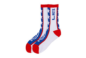 Lib Tech Poly Socks - Mens