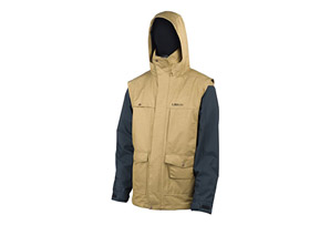 Lib Tech Kraftsman Jacket - Men's