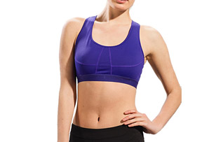 Lolë Heart Rate Bra - Womens