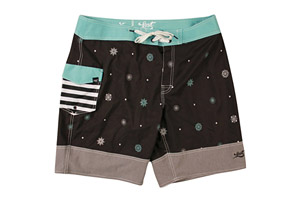 Lost Bad Bandana Boardshort - Men's