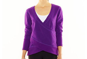 Lucy Yoga Girl Pullover - Womens