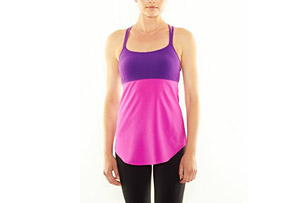 Lucy Feel the Beat Tank - Womens