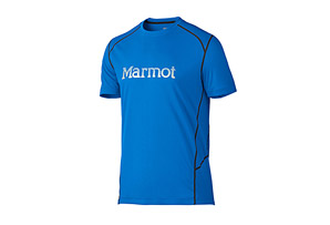 Marmot Windridge with Graphic SS - Mens