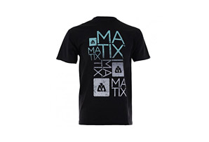 Matix Sliced Tee - Mens