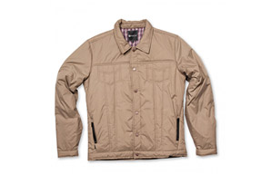 Matix Trucker Quilt Jacket - Mens
