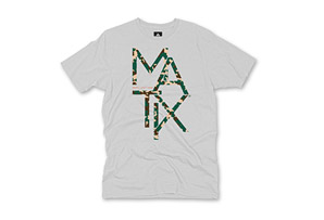 Matix Duck Down Tee - Mens