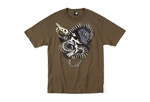 Metal Mulisha Snake Pit Tee - Mens