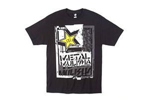 Metal Mulisha Rockstar Post Tee - Mens