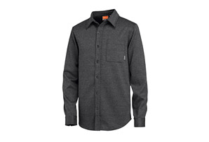 Merrell Tucker Long Sleeve Button Up - Mens