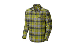 Mountain Hardwear Stretchstone™ Flannel L/S Shirt - Mens