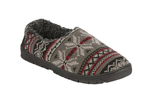 MUK LUKS John Fairisle Slipper - Mens