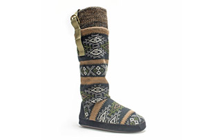 MUK LUKS Angela Slipper - Women's