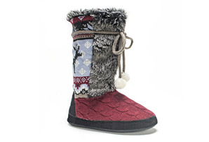 MUK LUKS Jewel Slipper - Women's