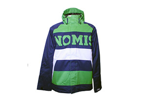 Nomis Design Found Tony Jacket - Mens