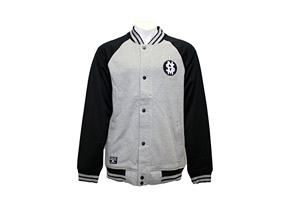 Nomis Design Mesh Varsity Jacket - Mens