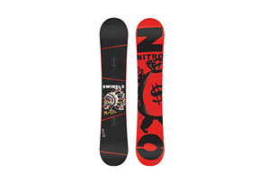 Nitro Swindle Snowboard 2013/2014