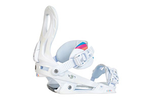 Nitro Eris Snowboard Bindings 2013/14 - Womens