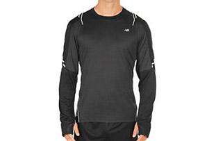 New Balance NBx Adapter LS Shirt - Mens