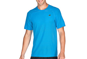 New Balance NBx Minimus Short Sleeve - Mens