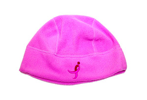 New Balance Komen Fleece Run Beanie - Womens