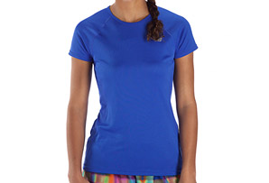New Balance Momentum Short Sleeve - Womens