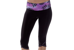 New Balance Ultimate Knee Capri - Womens