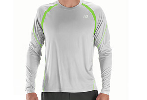 New Balance Impact Long Sleeve - Mens