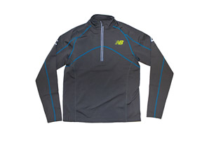 New Balance Elite Half Zip - Mens