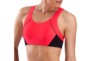 New Balance The Airy Racer Sports Bra