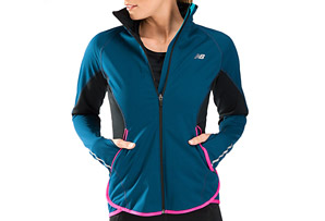 New Balance Windblocker Jacket - Womens