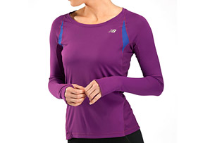 New Balance Impact Long Sleeve - Womens