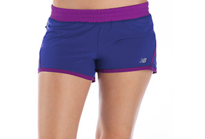 New Balance Impact 3 inch Run Short - Womens