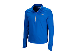 New Balance Impact Thermal 1/2 Zip - Mens