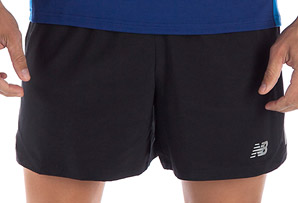 New Balance 5 Inch Track Short - Mens