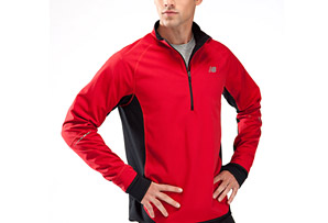 New Balance Windblocker 1/2 Zip - Mens