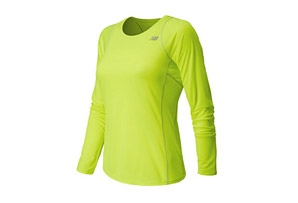 New Balance Accelerate Long Sleeve Shirt - Womens