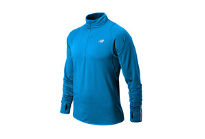 New Balance Heat 1/2 Zip - Mens