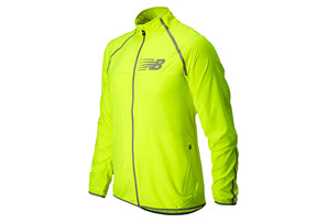 New Balance Hi-Viz Beacon Jacket - Mens
