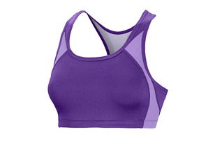 New Balance The Fabulous Framer II Sports Bra - Womens