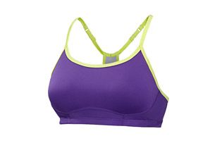 New Balance The Tenderly Obsessive Sports Bra - Womens