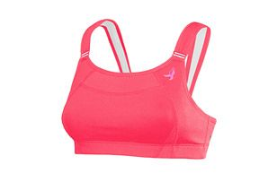 New Balance The Shockingly Unshocking Sports Bra - Womens