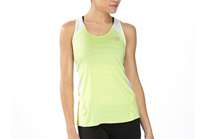 New Balance Boylston Singlet - Womens