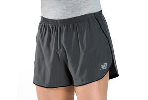 New Balance Boylston Split Short - Mens