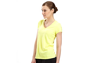 New Balance V-Neck Tee - Womens