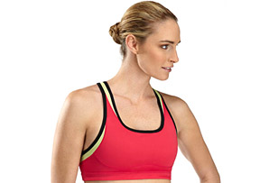 New Balance The Shapely Shaper Sports Bra