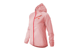New Balance Ultra Hooded Jacket - Womens