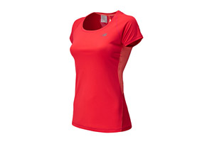 New Balance Ice Short Sleeve - Womens