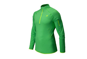 New Balance Ultra Half Zip - Mens
